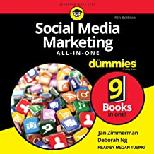 Social Media Marketing All-in-One for Dummies (4th Edition)