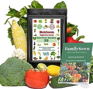 بذر بقا برای باغ بقاv شما ؛ 100٪ بقایای بذر هیرلوم ؛ 100٪ بذور غیر GMO؛ دانه های سبزیجات بذر باغ پیروزی؛ دانه های باغ سبزیجات؛ بذر خزانه بذر بقا He حراست Prepper