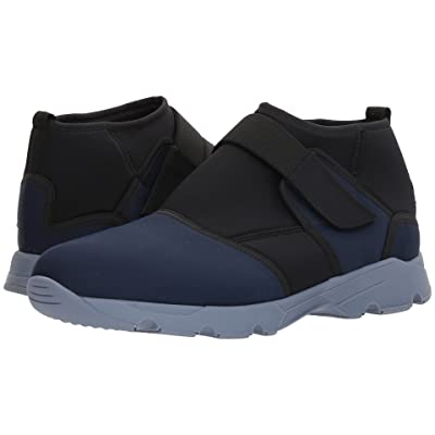 MARNI High Top Neoprene Sneaker (Navy) Men