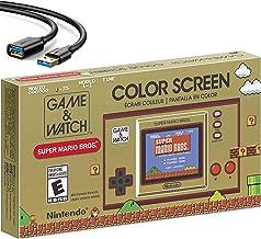 Nintendo Game & Watch: Super Mario Bros – Tela LCD colorida de 2,3 polegadas – Pacote de Natal em família para o relógio d...