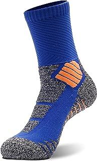 Calcetines de baloncesto para hombre Calcetines deportivos, Calcetines para correr, Transpirable, Duradero, Adecuado para baloncesto, fútbol, fitness, tenis, trotar.