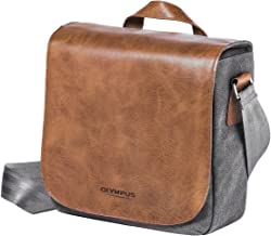 Olympus Mini Messenger bag from Leather and canvas, E0410263 (from Leather and canvas)