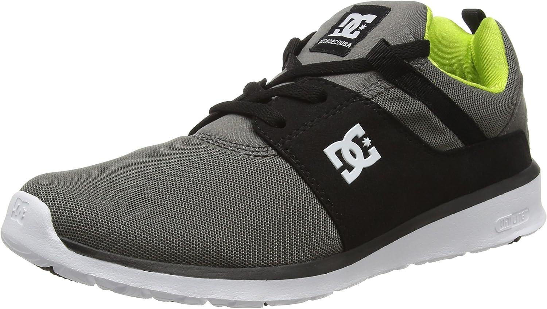 DC shoes Men's Heathrow Low-Top Sneakers