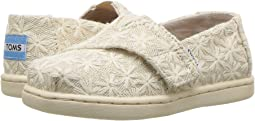 f2ff0884205 Natural Daisy Metallic. TOMS Kids. Alpargata (Infant Toddler Little ...