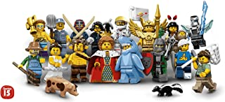 LEGO Series 15 Minifigures - Complete Set of 16 Minifigures (71011)