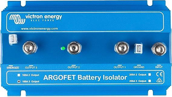 Victron Energy Arg100301020r Argofet 100 3 Three 100 A 3 Batteries 100 A Auto