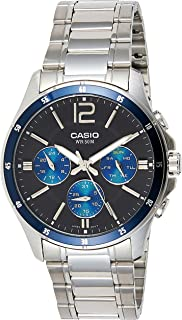 Casio Stainless Steel Watch For Men