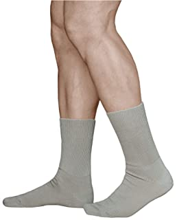 Calcetines Extra Anchos No Aprieten Hombre (3 PARES) Buenos para Circulación