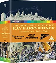 the wonderful worlds of ray harryhausen