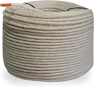 Grevinga Naturfaser Sisal-Seil Durchmesser 8 mm versch. Längen