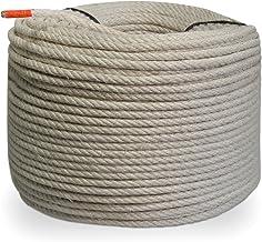 Grevinga® Natuurlijke vezel sisal touw Ø 10 mm (versch. lengten)