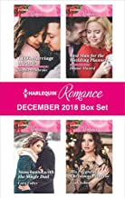 Harlequin Romance December 2018 Box Set