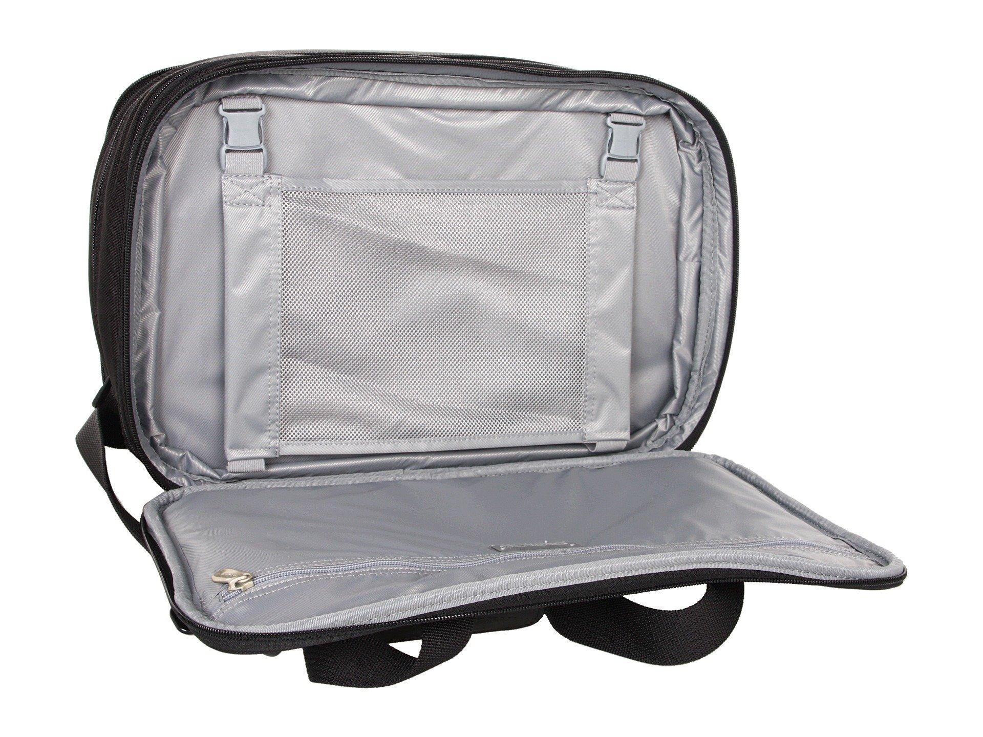 Cabin Briggs Bag Expandable Riley Baseline Black amp; 0XqwXrtI