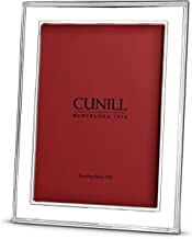 Cunill Madison 8x10 Sterling Silver Picture Frame