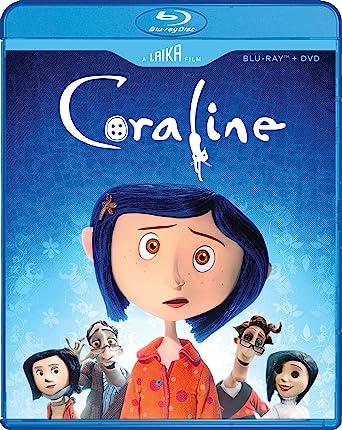 Poster. Coraline