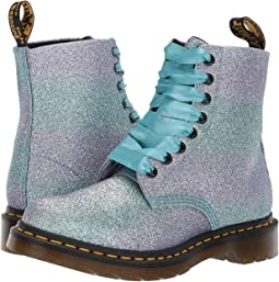 880ce9b9b807 Dr martens pascal glitter 8 eye boot | Shipped Free at Zappos