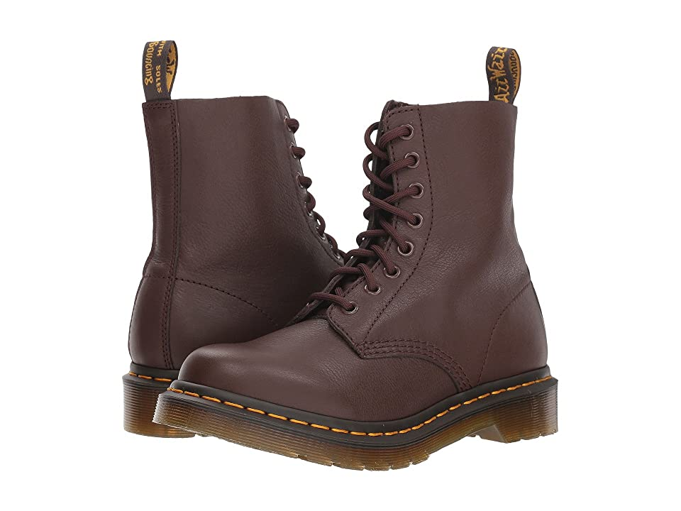 Dr. Martens 1460 Pascal Virginia (Dark Brown Virginia) Women