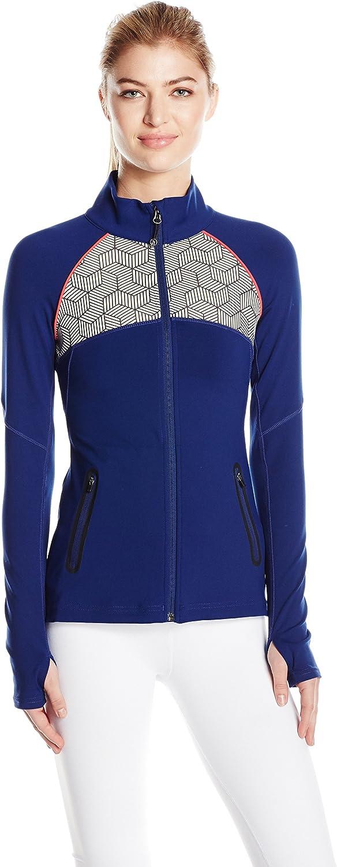 SHAPE activewear Womens Freestyle Jacket Warm Up or Track Jacket