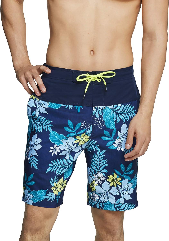 Speedo Men's Swim Baltimore Mall Trunk Knee Popularity Bondi Printed Length Boardshort