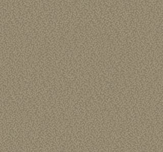 York Wallcoverings CW9265 Metallics Tracerie Wallpaper in Dark Taupe with Gold Flecks,