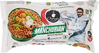 Ching's Secret Manchurian Noodles Family Pack, 240 gm