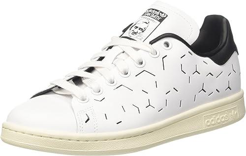 adidas Damen Stan Smith Turnschuhe, Weiß Footwear Weiß core