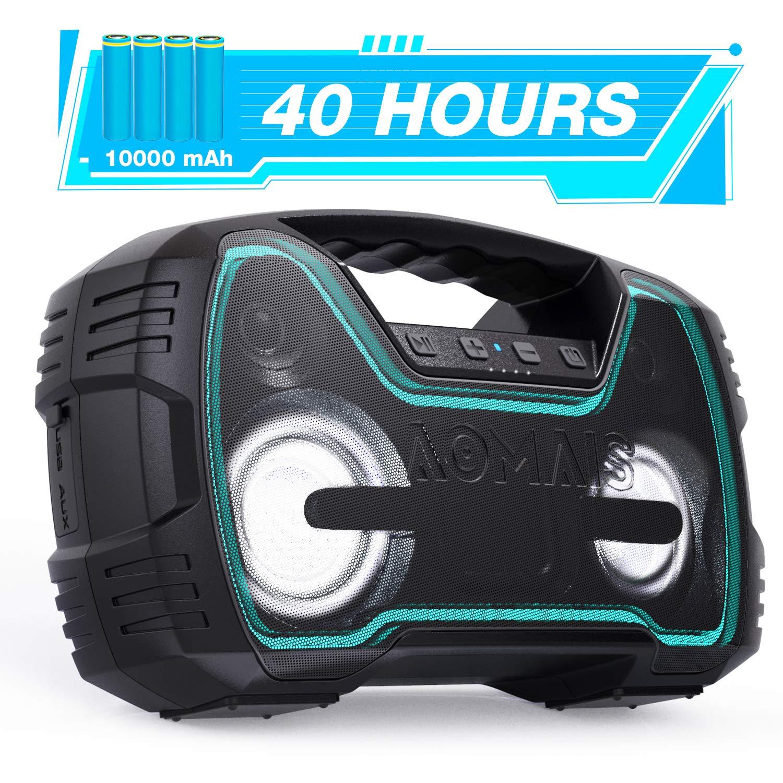 Bluetooth Speakers AOMAIS Playtime Waterproof