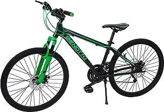 Benotto MSUXC52621SSNE Bicicleta de Aluminio Rodada R26, Unisex, 21 Velocidades