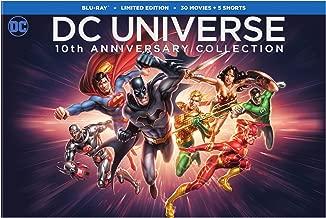 DC Universe 10th Ann. Coll. (BD) 30Films