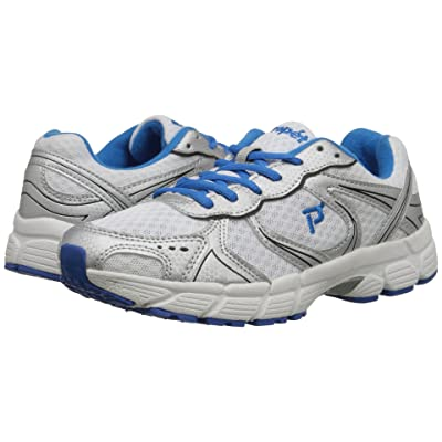 Propet XV550 (White/Royal Blue) Women