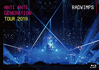 ANTI ANTI GENERATION TOUR 2019[Blu-ray]