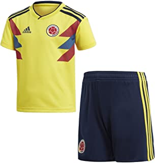 adidas Unisex Kids Colombia Home Mini Kit