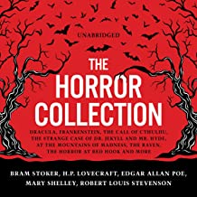 The Horror Collection: Dracula, Frankenstein, The Call of Cthulhu, The Strange Case of Dr. Jekyll and Mr. Hyde, At the Mou...
