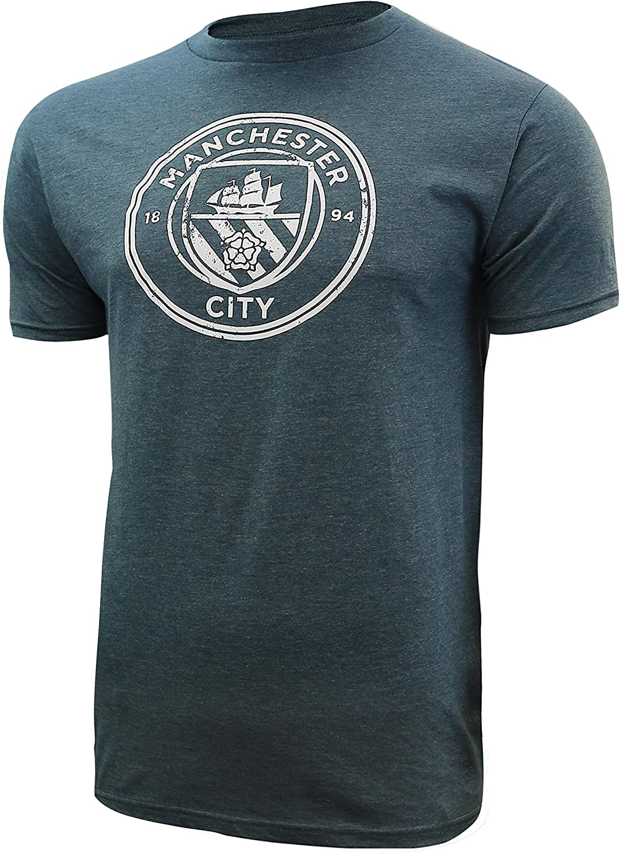 Icon Sports Mens Vintage Logo Short Sleeve T-Shirt