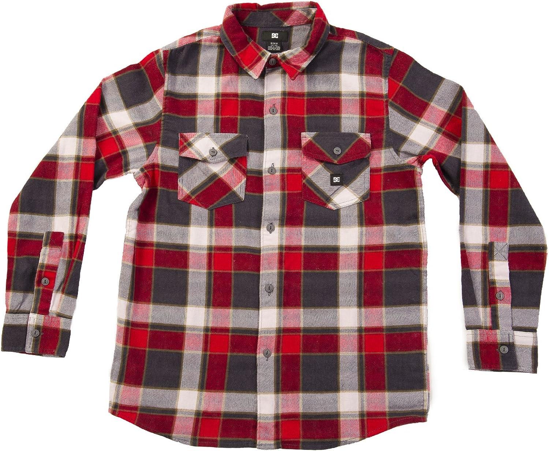 DC Shoes Childrens - Camisa Infantil: Amazon.es: Ropa y ...