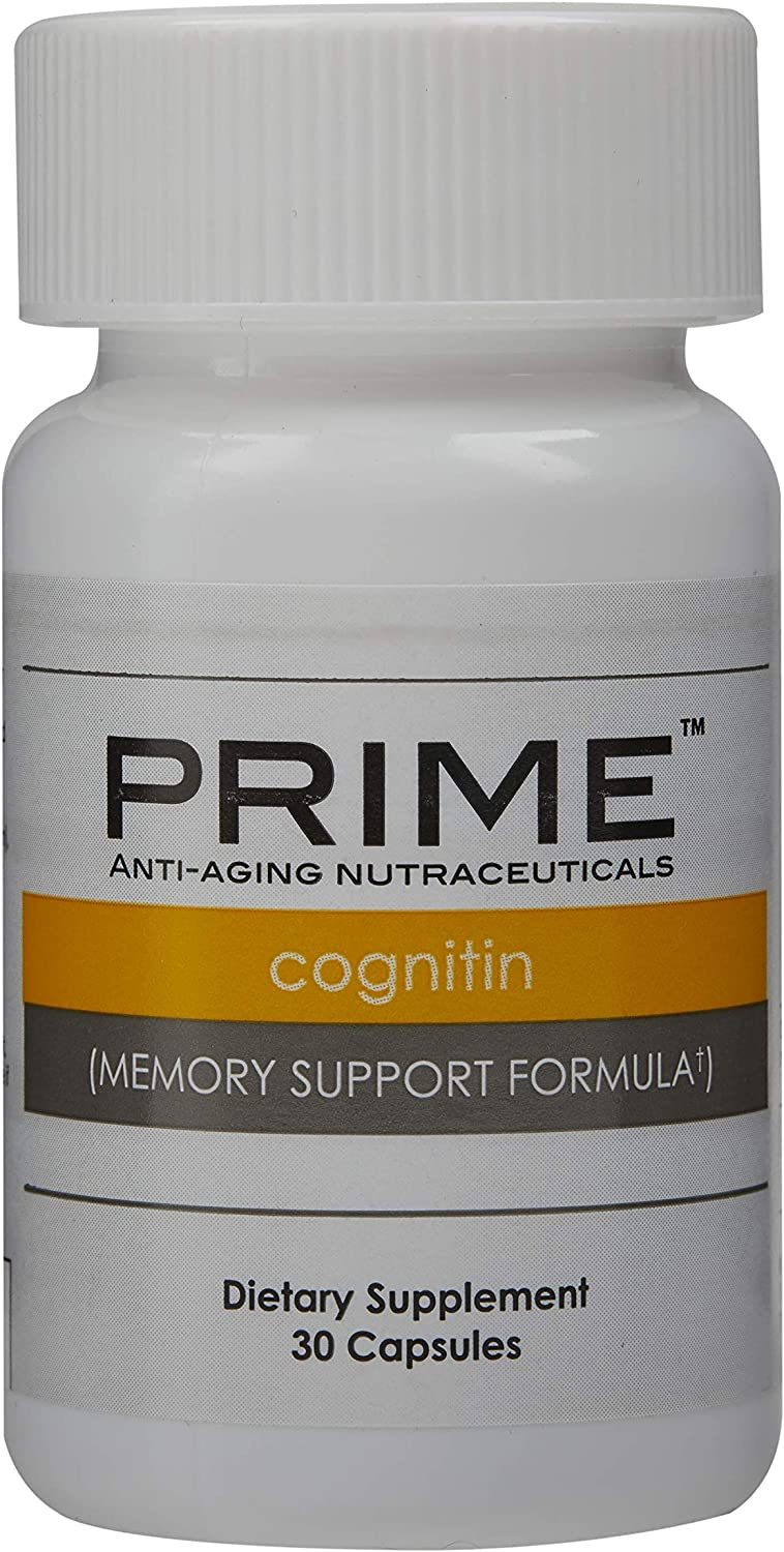 Purchase Prime Cognitin Memory Support Improves Inexpensive Formula Helps Ma