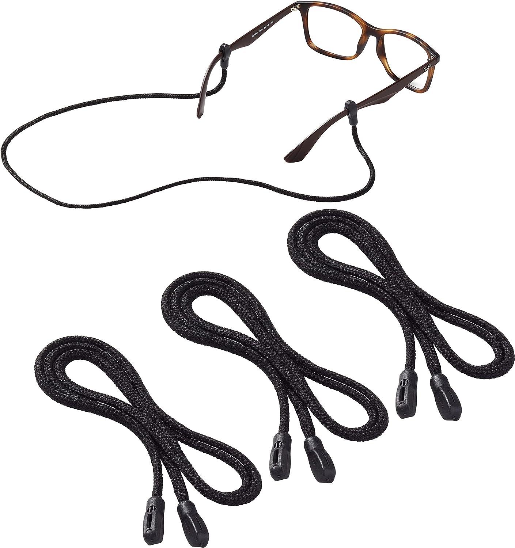 Peeper Keepers Eyeglass Retainer   Supercord   w/Microfiber Cloth, Screwdriver