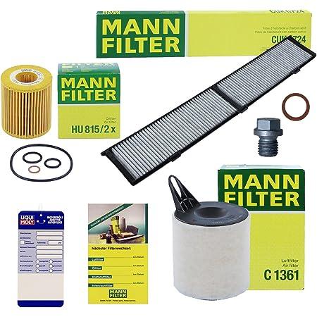 Filter Set Inspektions Satz Auto