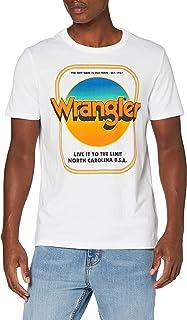 Wrangler Men's SS GOOD TIMES TEE Jeans (pack of 1)