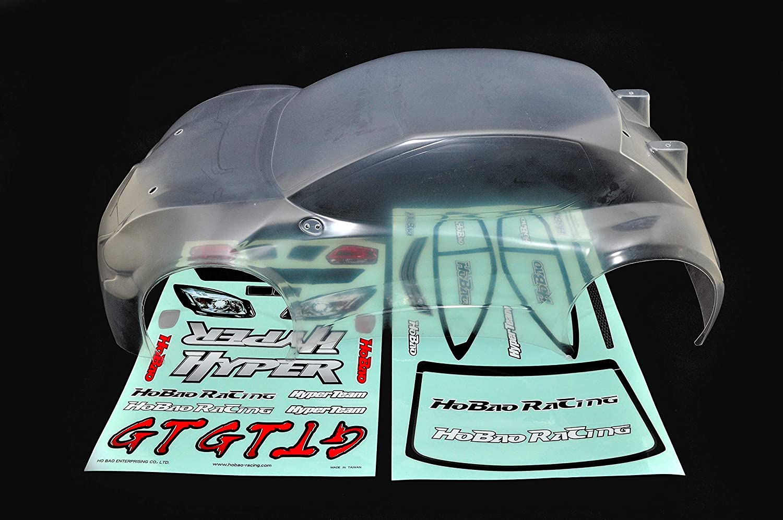 HoBao OP-0027N 1 Classic 8 On-Road GTS Clear Now on sale : Hyper Body-Short