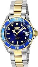 Invicta 8928OB Pro Diver Reloj Unisex acero inoxidable Automático Esfera azul