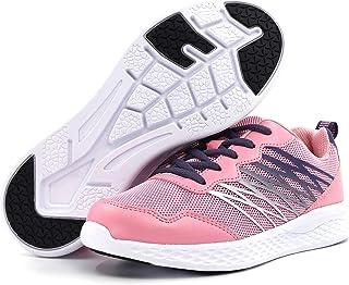 Boys Girls Athletic Running Sneakers Kids Lightweight...