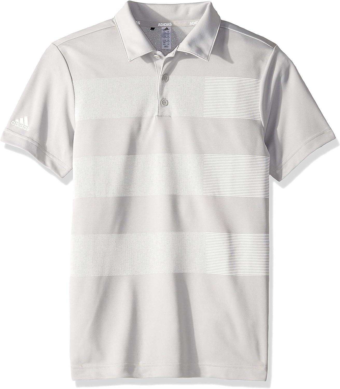 adidas Golf Max 81% Max 61% OFF OFF Boys' 3-Stripe Polo