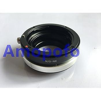 NX10 NX20 NX11 Amopofo PK-NX Adapter PK Lens to Samsung NX Mount Adapter NX-500 NX-1 NX5