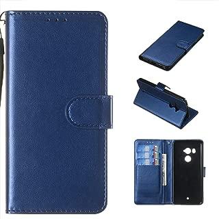 Case for HTC U11+ U11 plus Case Flip leather + TPU Silicone fixing Case Cover 5