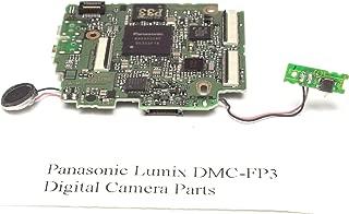 Genuine Panasonic Lumix DMC-FP3 Main System Board - Replacement Parts