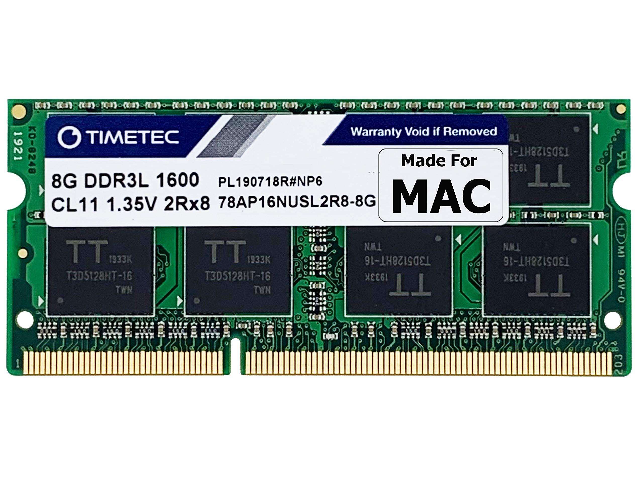 DDR3 1600MHz SODIMM PC3-12800 204-Pin Non-ECC Memory Upgrade Kit RAM for FUJITSU LIFEBOOK S762 2 x 8GB A-Tech 16GB