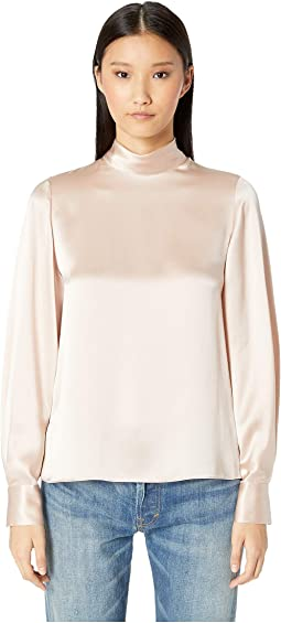 Turtleneck Blouse