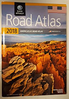 2018 Walmart Road Atlas