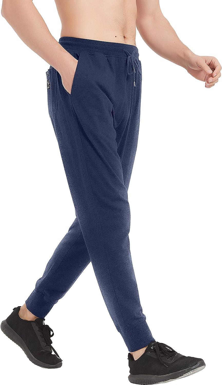 Akula Men's Yoga Running Sweatpants Bottom Open Cotton Athletic Ranking TOP2 40% OFF Cheap Sale